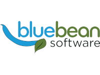 The logo for Blue Bean Software