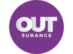 The logo for OUTsurance