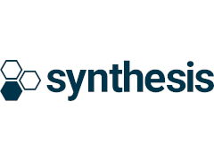 The logo for Synthesis